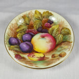 Aynsley Orchard Gold Pin Dish