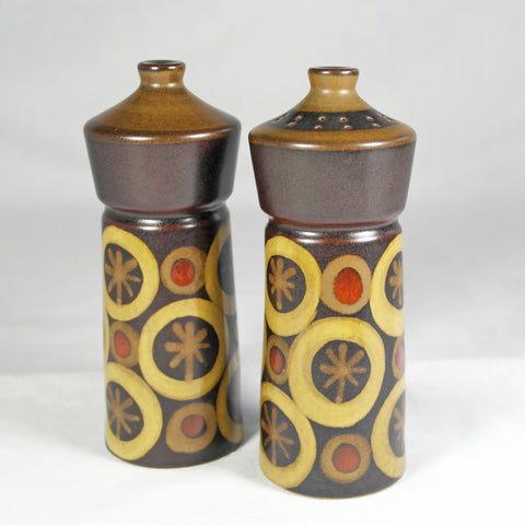 Denby Arabesque Salt & Pepper Pots