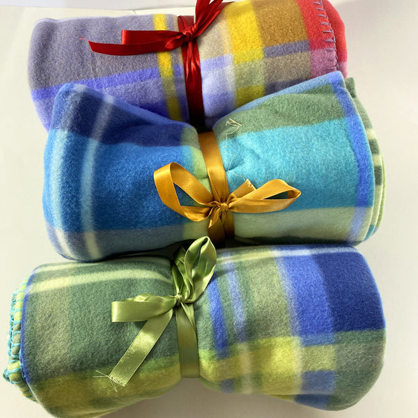 Fleece Blanket Throws