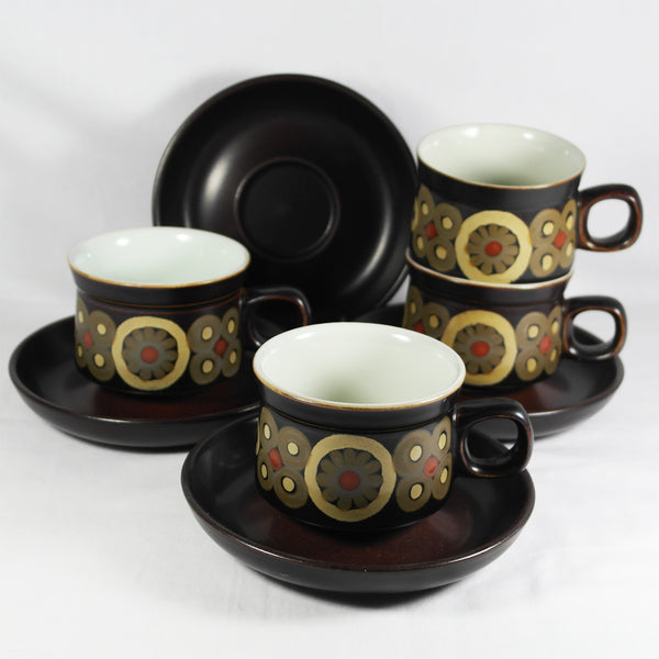 Denby Arabesque Set