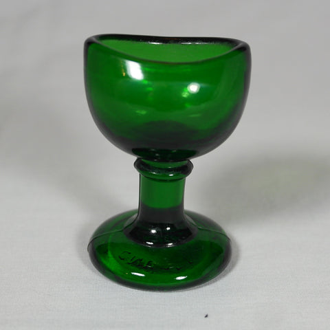 Emerald Green Optical Eye Bath