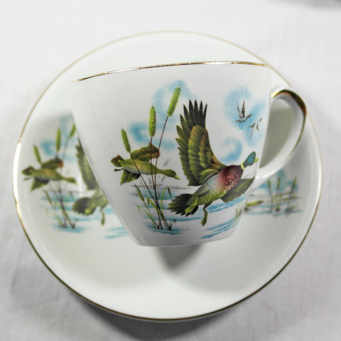 Alfred Meakin Fenland Cups & Saucers