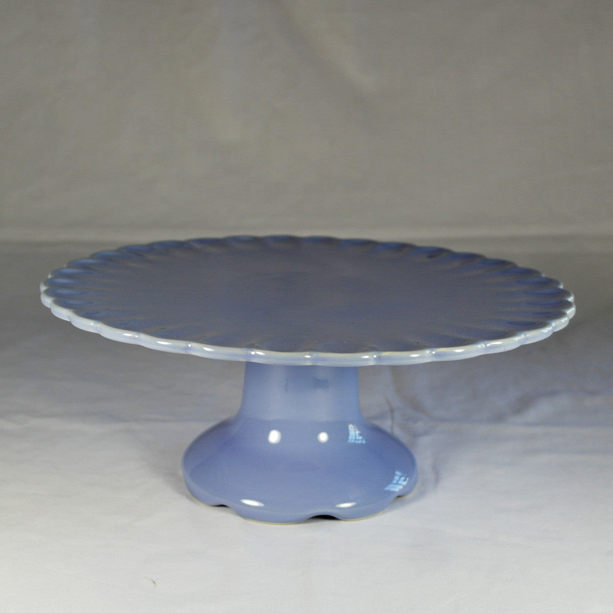 Large Lilac Cake Stand