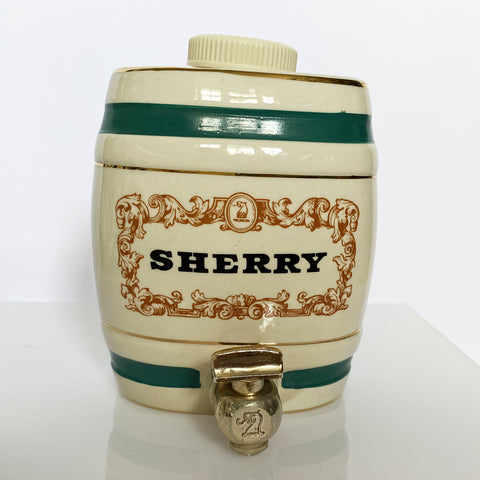 Wade Royal Victoria Ceramic Sherry Barrel