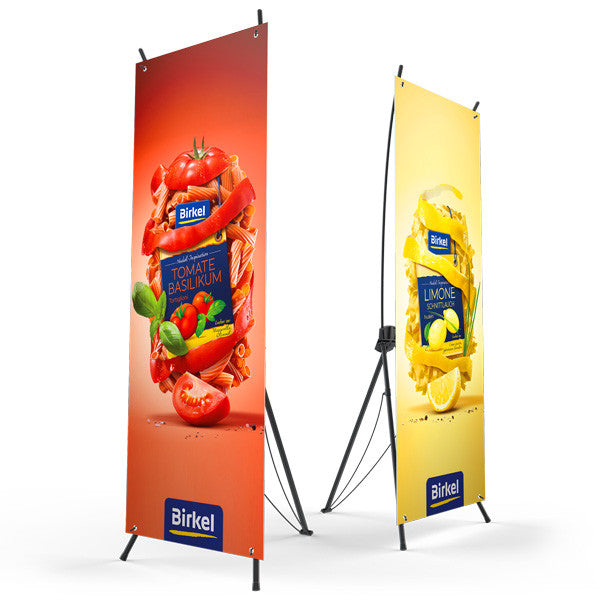 Classic X Banner Stands