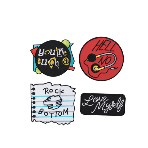 Lyric Patch Set