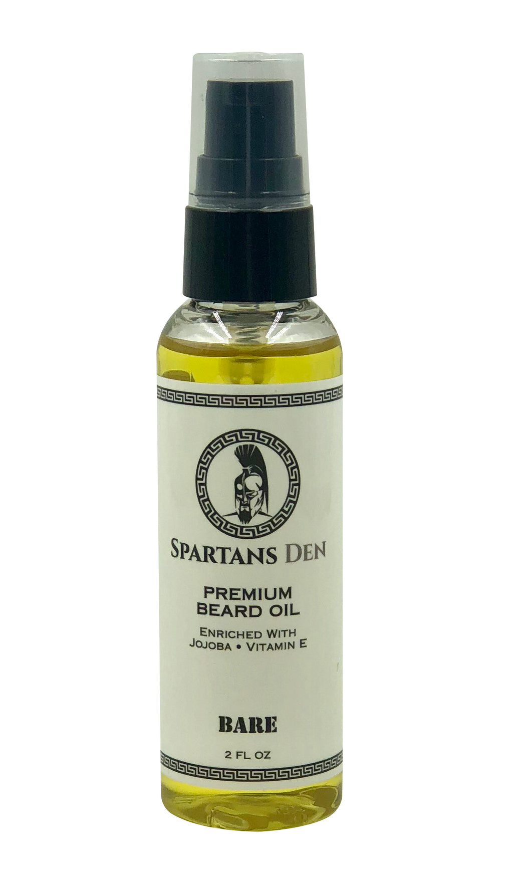 BARE BEARD OIL - 2 oz.