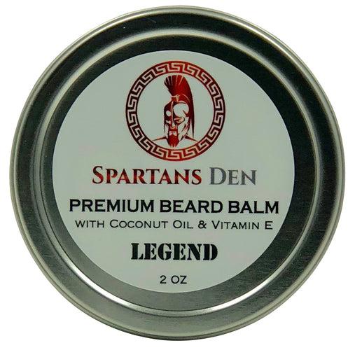 LEGEND BEARD BALM - 2 oz.
