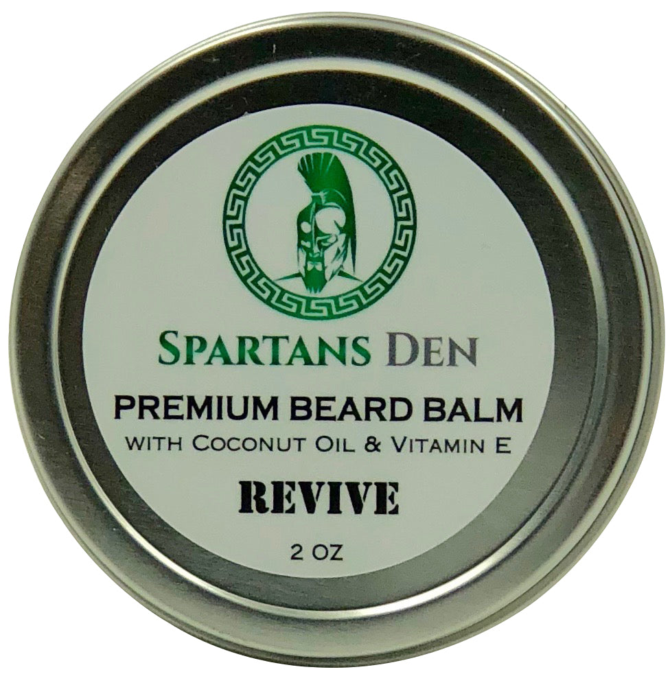 REVIVE BEARD BALM - 2 oz.