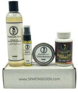 BEARD CARE KIT - BARE