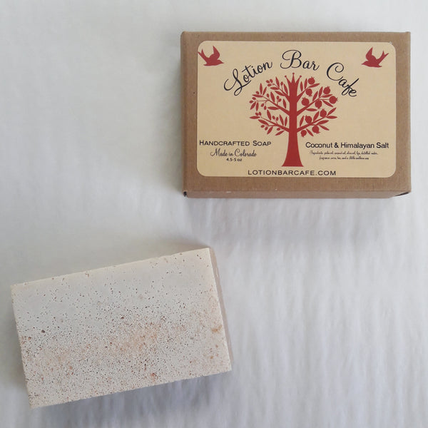 Caribbean Coconut Soap