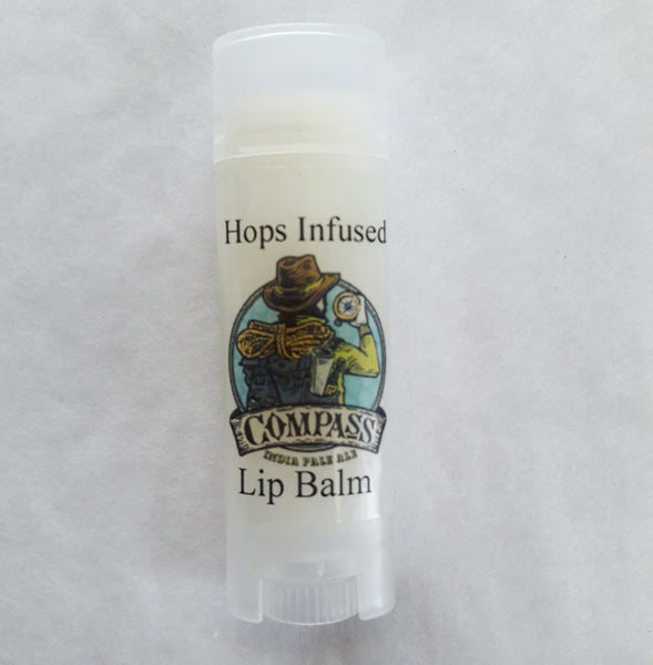Compass Beer Lip Balm