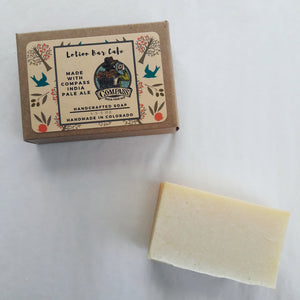 Compass Beer Soap