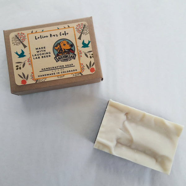 Laughing Lab Beer Soap