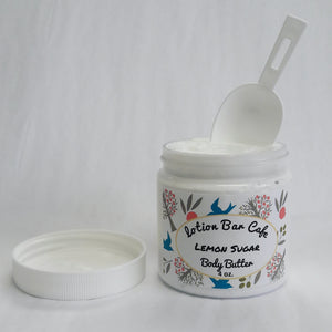 Lemon Sugar Body Butter
