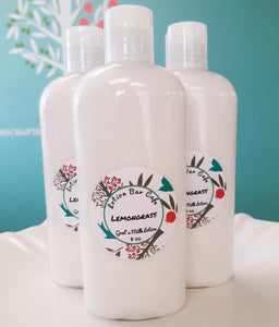 Lemongrass Goat's Milk Lotion