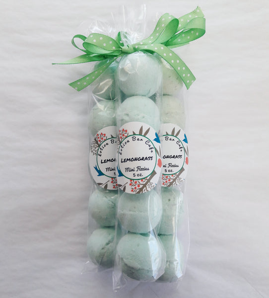 Lemongrass 5 Pack Mini Fizzies