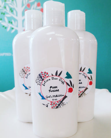 Pink Sugar Goat's Milk Lotion