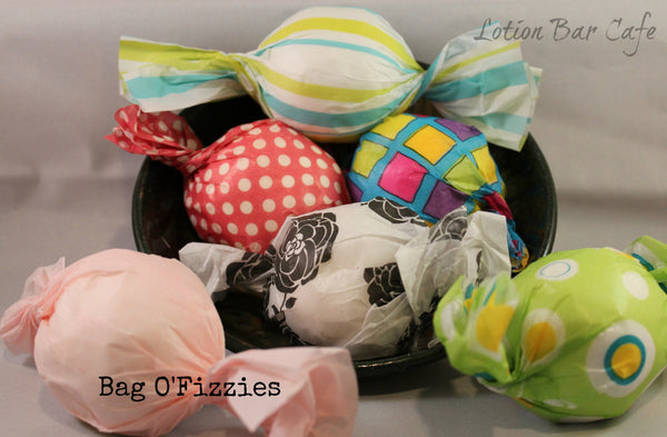 Bath Fizzy- Bag O'fizzies