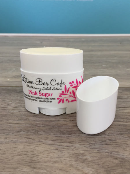 Pink Sugar Solid Lotion tube