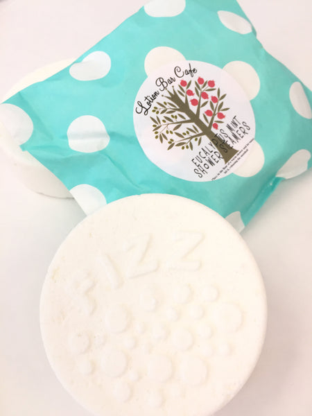 Eucalyptus Mint Shower Steamers