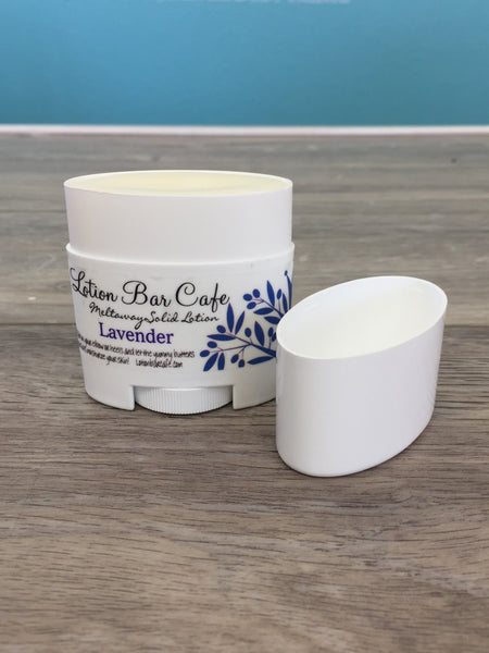 Lavender Solid Lotion Tube
