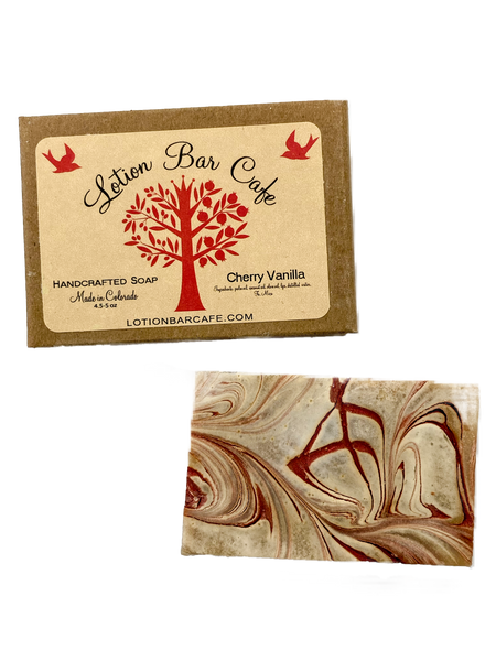 Cherry Vanilla Soap
