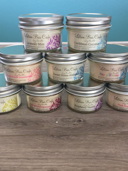 Champagne Soy Candle