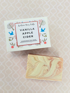 Vanilla Apple Cider Soap