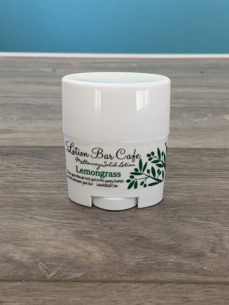 Lemongrass Solid Lotion Tube