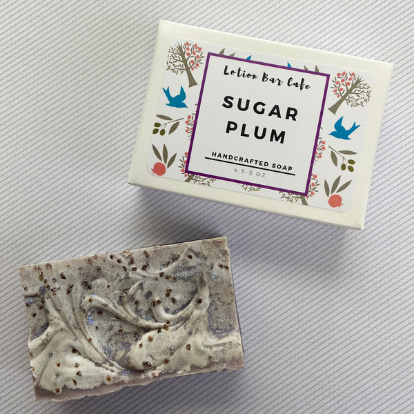 Sugar Plum Soap