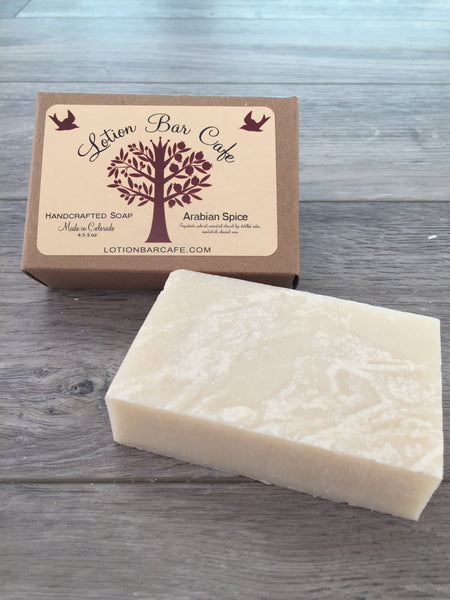 Arabian Spice Soap