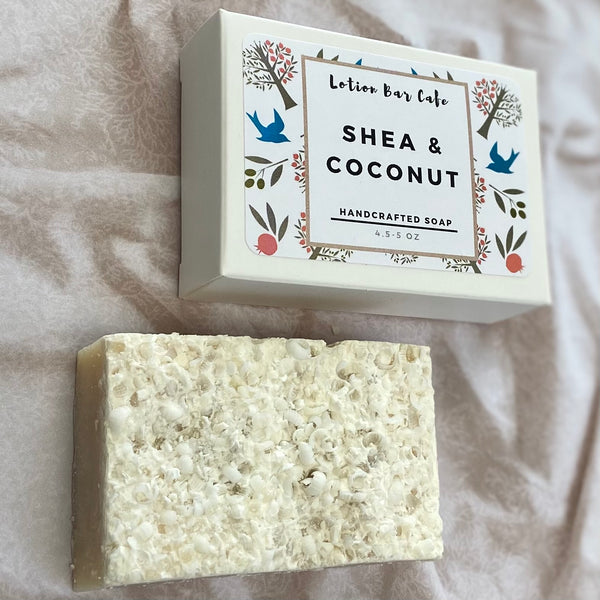 Shea & Coconut Soap