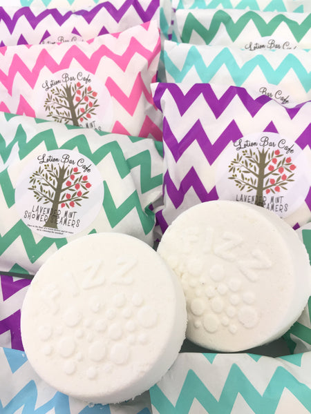 Lavender Mint Shower Steamers