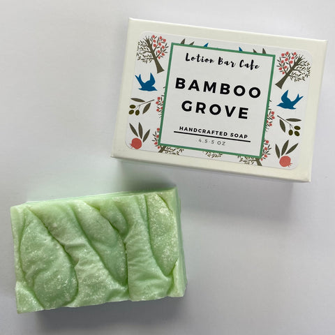 Bamboo Grove Soap