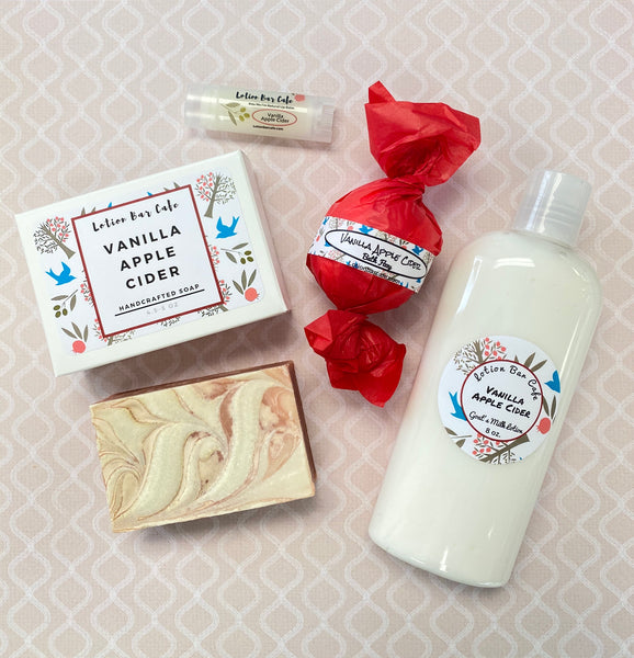 Vanilla Apple Cider Goats Milk Lotion