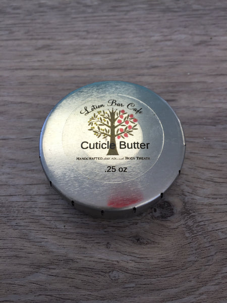 Cuticle Butter- Unscented