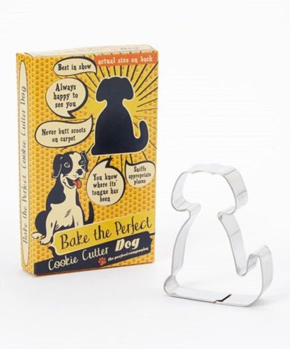 Talisman Designs Cookie Cutter - Perfect Dog