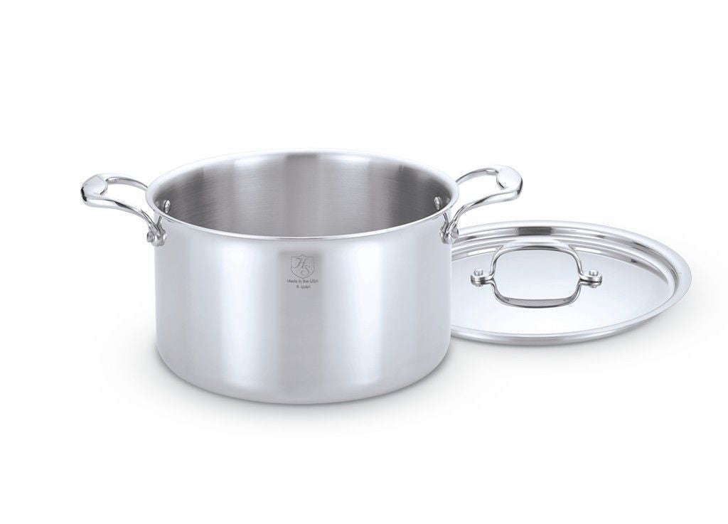 Hammer Stahl 8 Quart Dutch Oven & Cover