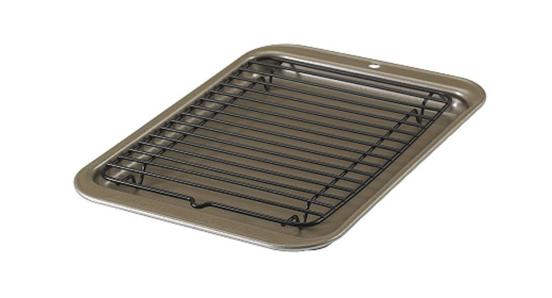 Nordic Ware Toaster Oven 2-Piece Broiler Set