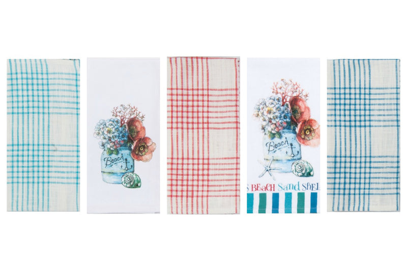Kay Dee Designs Beach House Inspirations Towel_Collage