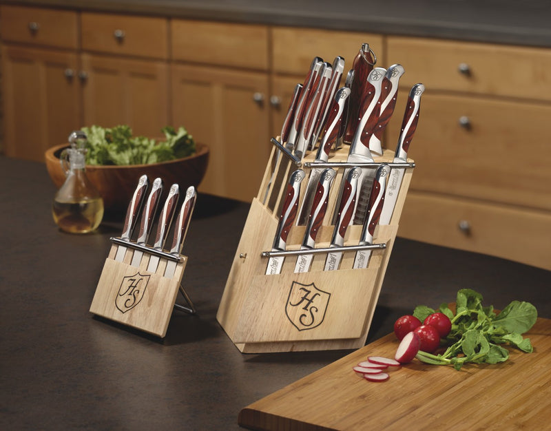 Hammer Stahl 21 Piece Classic Collection, removable holder