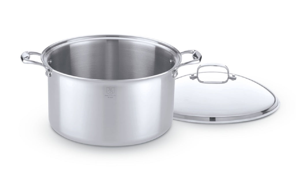 Hammer Stahl 16-Quart Stock Pot & Lid