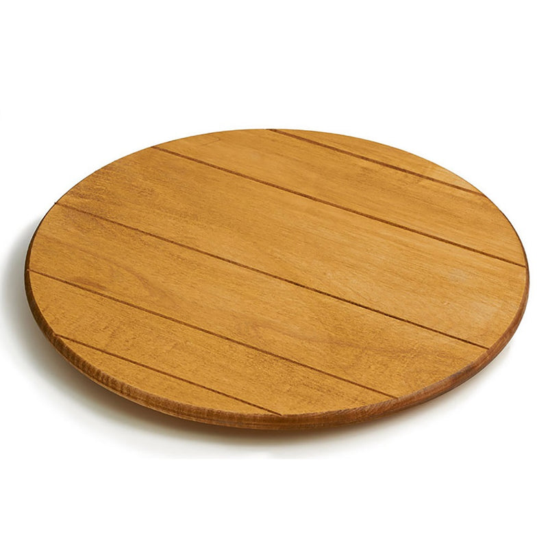 JK Adams Maple Lazy Susan - Artisan - angled