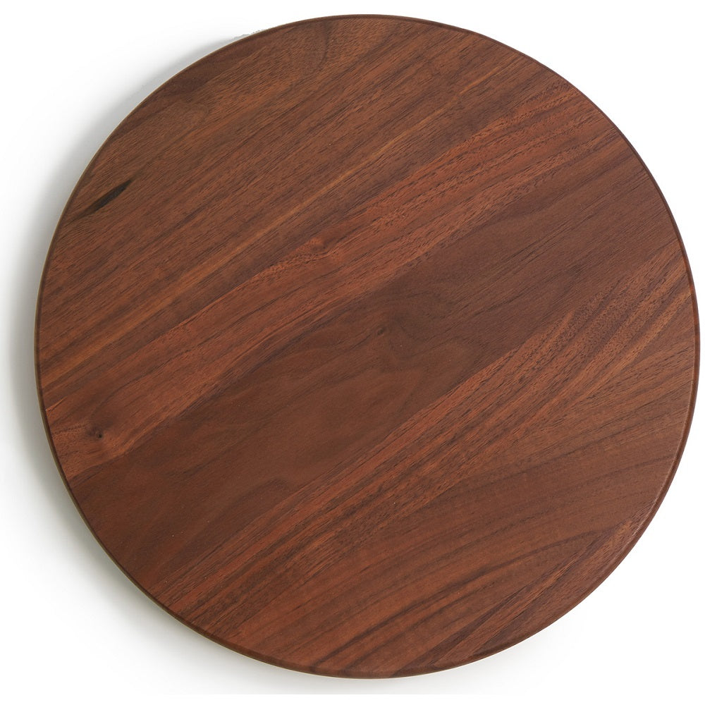 JK Adams Walnut Lazy Susan