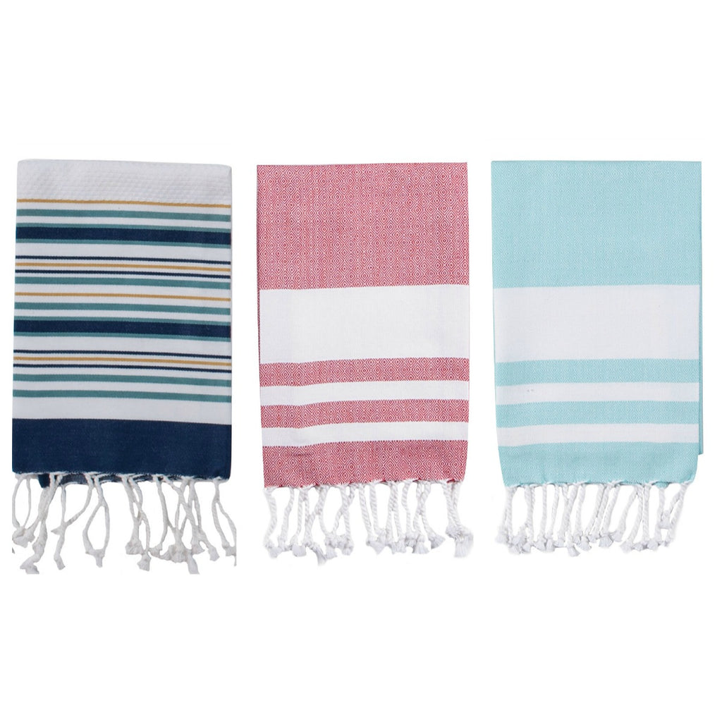 Kay Dee Designs Cotton Fouta Towel - Choose from 3 Different Colors