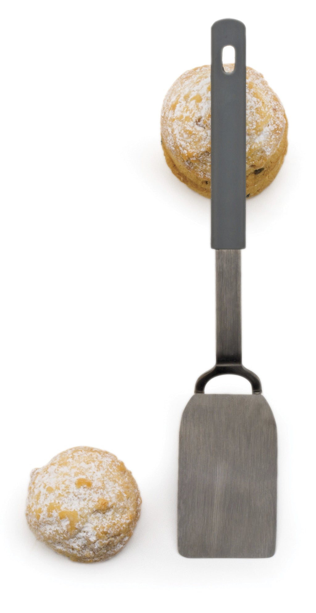 RSVP Endurance Mini Flexible Spatula_cookies