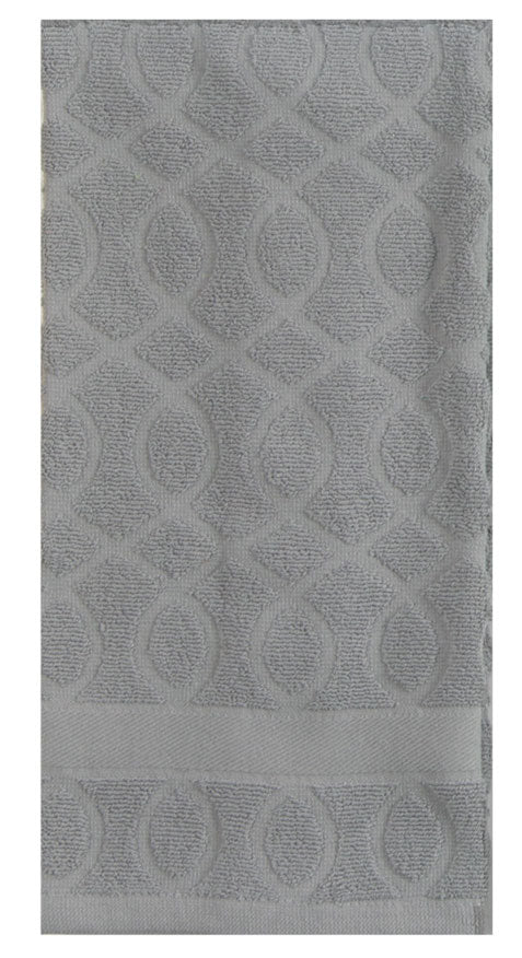 Kay Dee Designs Jacquard Towels_gray