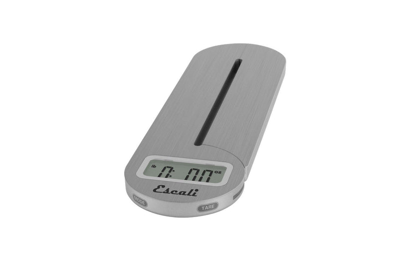 Escali Savu Space Saving Scale_closed