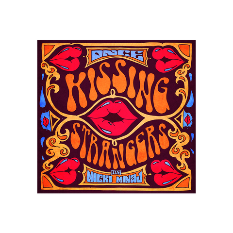 Kissing Strangers Digital Single